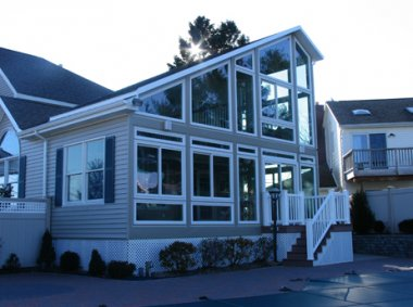 Durability  What Are The Pros And Cons Of Vinyl Vs. Aluminum? The All Vinyl  Oasis® Sunroom By Joyce Manufacturing Is The Most Durable Product Available.