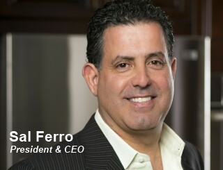 Sal Ferro CEO Alure Home Improvements