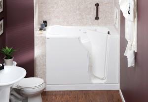 WalkIn Tub Simplify Your Bathing Experience - Bath wraps bathroom remodeling