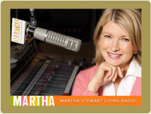 Alure Designer Featured on Martha Stewart Radio Show