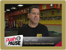 Sal & Fight For Charity Featured On FiOS