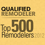 Qualified Remodeler Top 500 List 2012