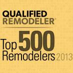 Qualified Remodeler top 500 2013