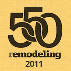 Remodeling Magazine 550 List