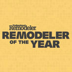 Professional Remodeler of the year