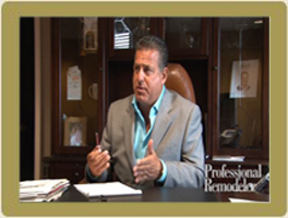 Sal Ferro Featured On Housing Zone & Professional Remodeler