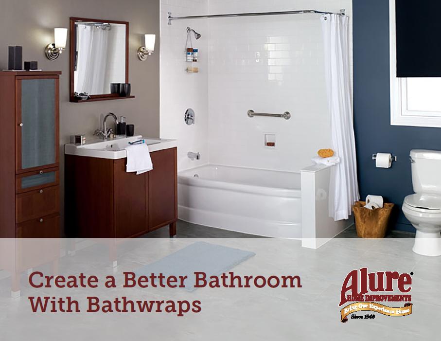 Bathroom Wraps create a better bathroom with bathwraps ebook