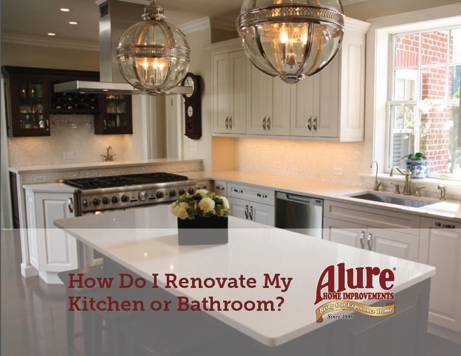 How To Renovate Your Kitchen or Bath [eBook]