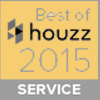 2015 Best of Houzz Customer Service