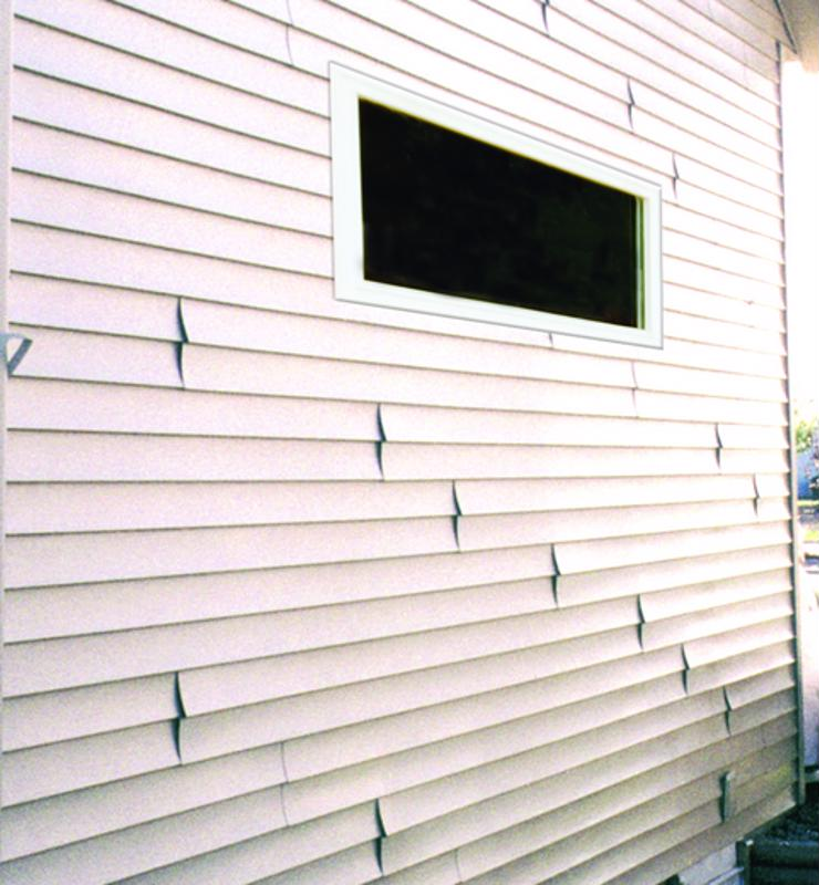 The Correct Way To Handle Seams When Installing New Siding