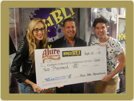 BLI Cohen Children's Medical Center Radiothon