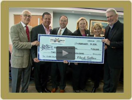 Clark Gillies Foundation Donates To Huntington Hospital