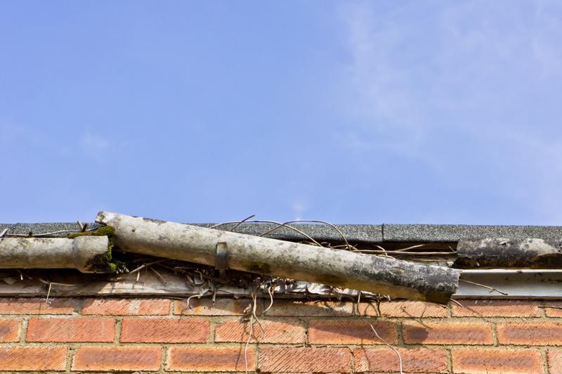 A broken gutter system causes damage that is often more costly than a gutter replacement.