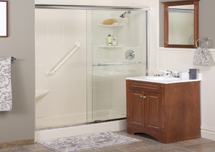 Shower Conversion 215x152