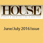 Alure Featured In House Magazine