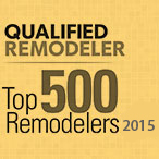 Qualified Remodeler Magazine Top 500 2015