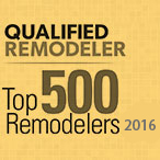 Qualified Remodeler Magazine Top 500 2016