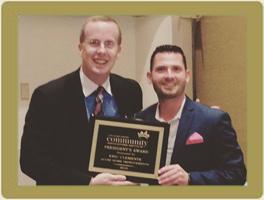 Community Association Institute Presdient's Award