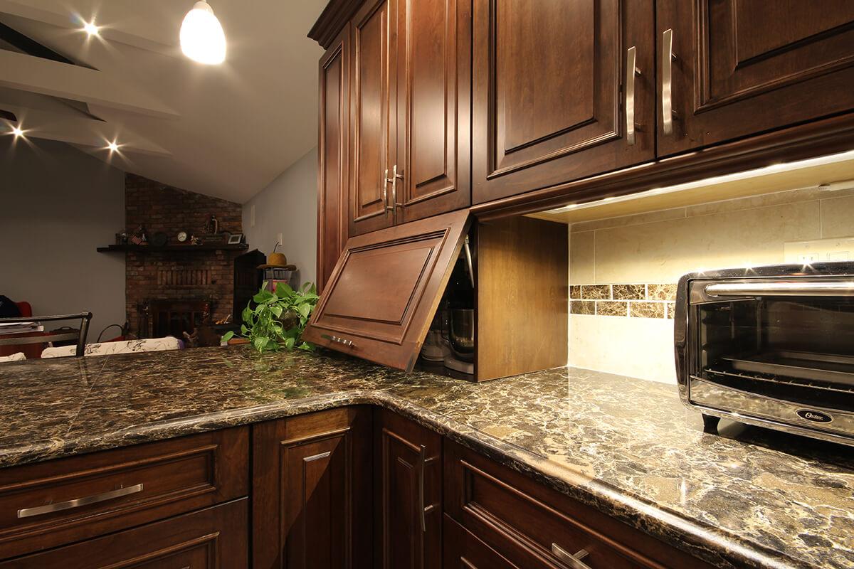 Home Design Trends Hidden Appliances