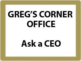 Sal Ferro Featured on Greg's Corner Office