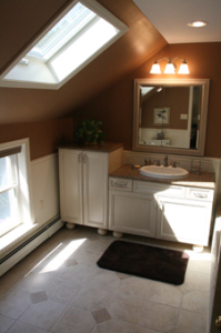Remodeled Bathroom Huntington NY