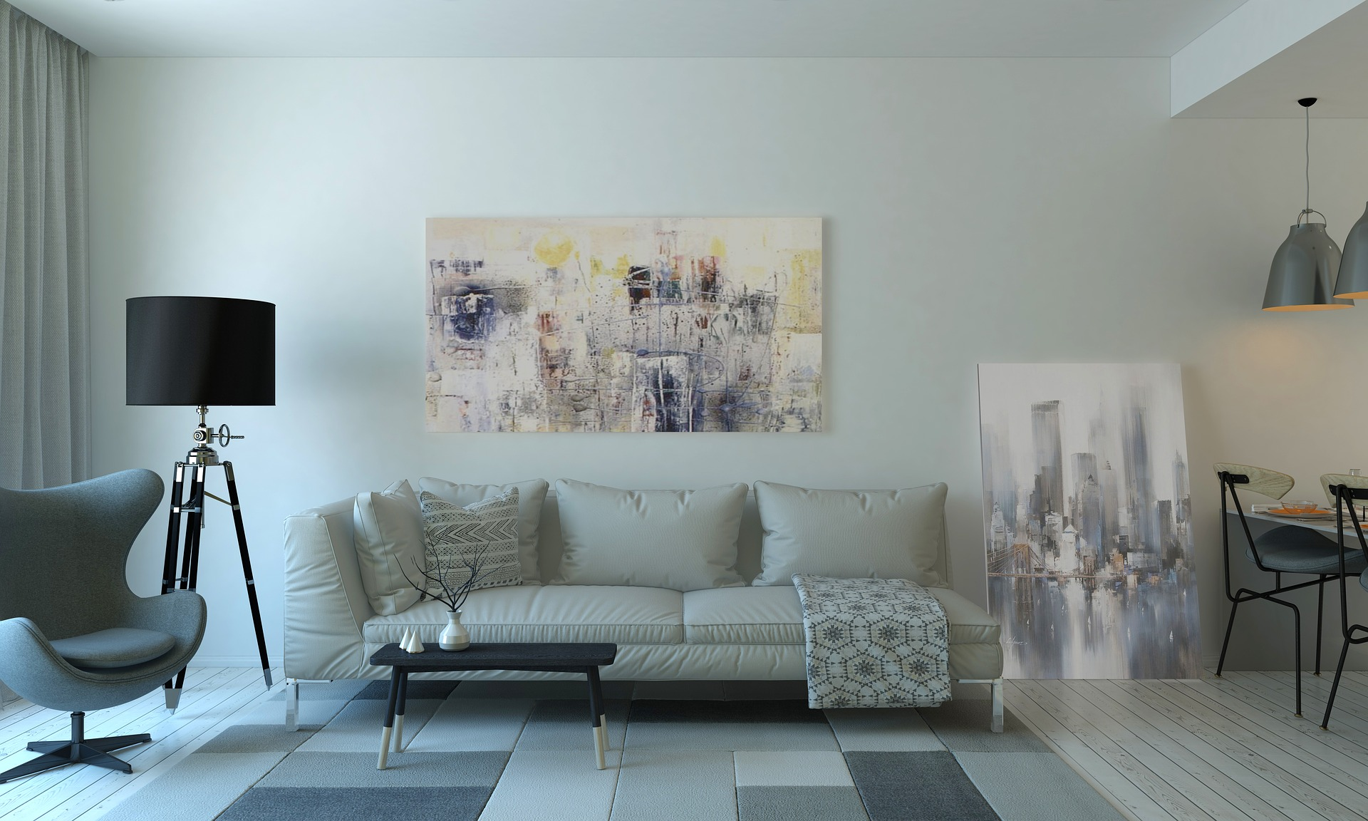 Tips Tricks for Styling a Beautiful Living Room