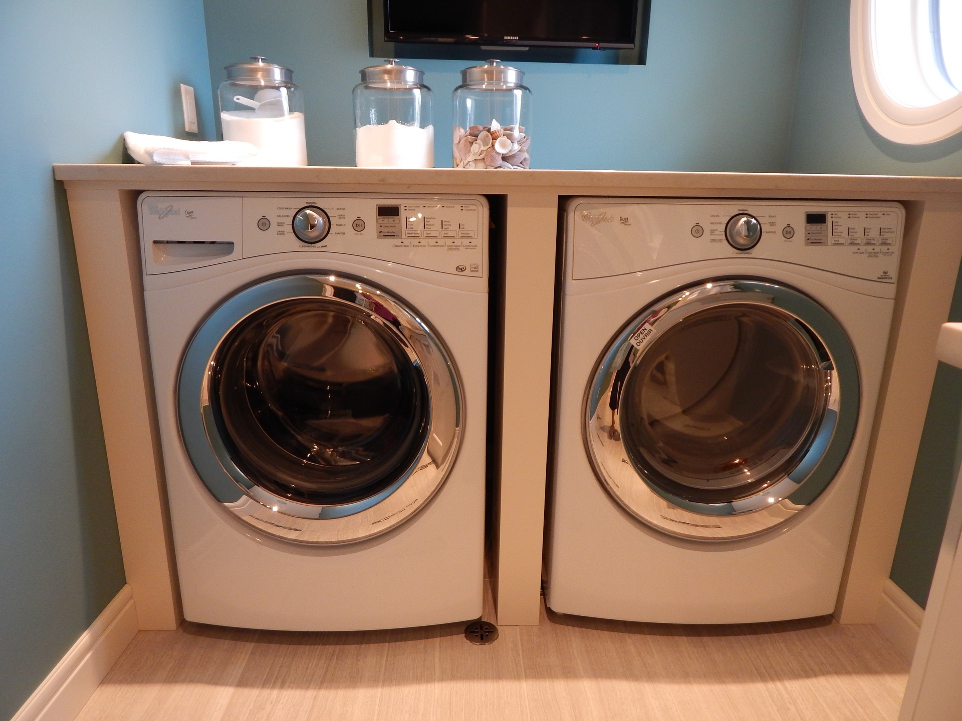 Tips to Coming Up with Ideal Laundry Design