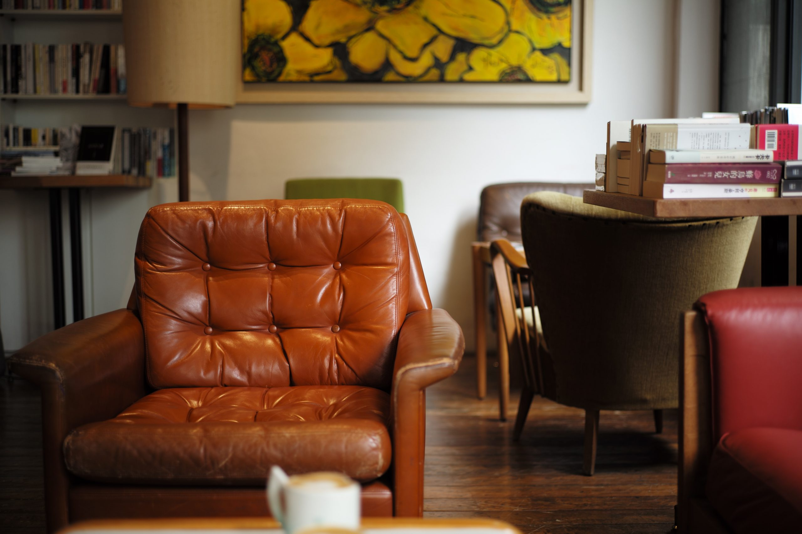 Leather Furniture A Trend That Gains Popularity
