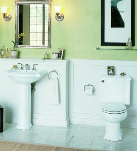 Bathroom Layouts - Nassau