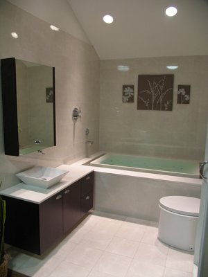 athroom Remodeling - Commack