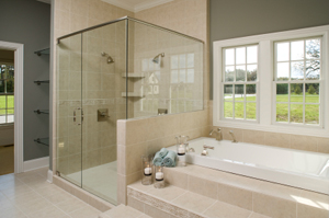 Bathroom Remodeling New York City Long Island Beyond - Bathroom remodel with tub and shower