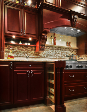 Kitchen remodeling douglaston cambria heights glendale for Kitchen improvement ideas