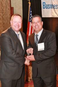 Sal Ferro LIBN CEO Awards