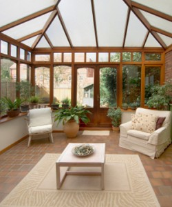 Seasonal And Year Round Sunrooms From Joyce Manufacturing