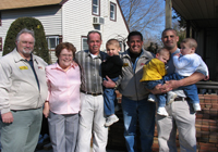 Vitale Family Extreme Makeover Home Edition