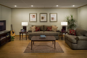 Corning Basement Cost