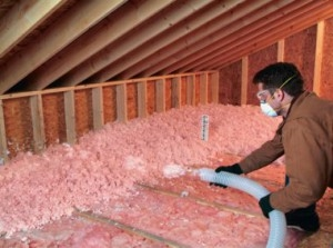 Save money and energy through insulation