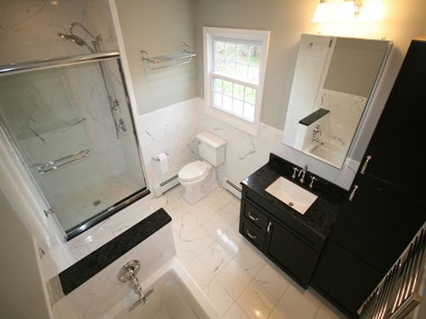 The most common mistakes made during a bathroom remodel for Most popular bathroom renovations