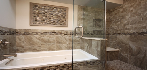 Redesigning a bathroom