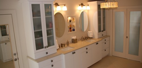 What stylish bathroom storage option is best for your redesign?